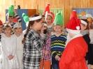 Występ świąteczny dzieci klas II